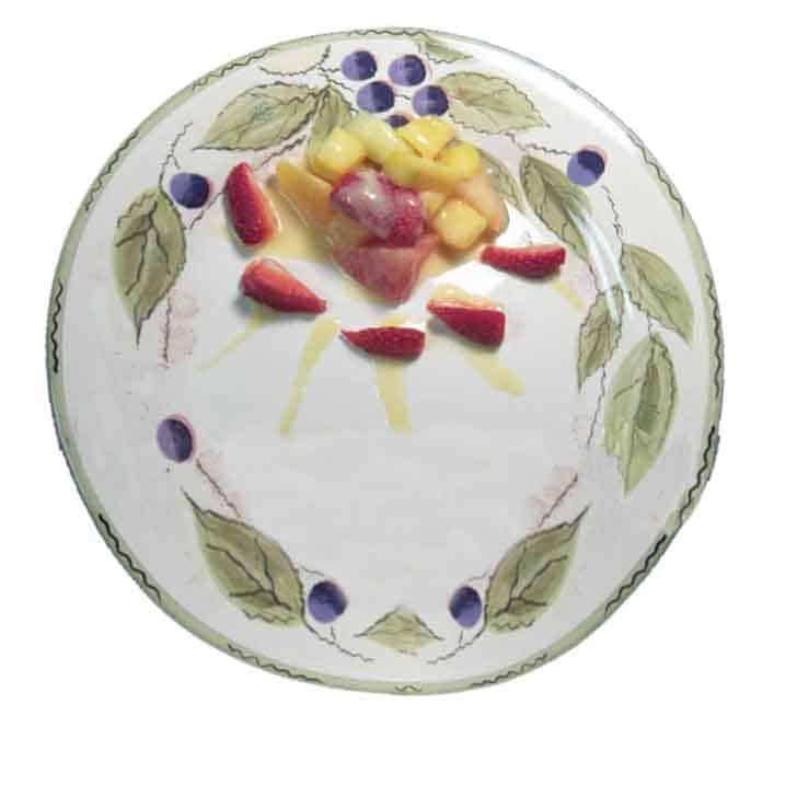 Postres para diabéticos: ensalada de frutas tropicales