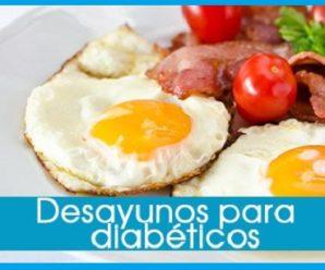No te Pierdas estas Ideas de Desayunos Para Diabéticos
